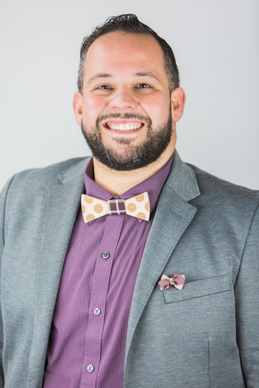 Juan Fumero-Carrion   Deaf Services Coordinator