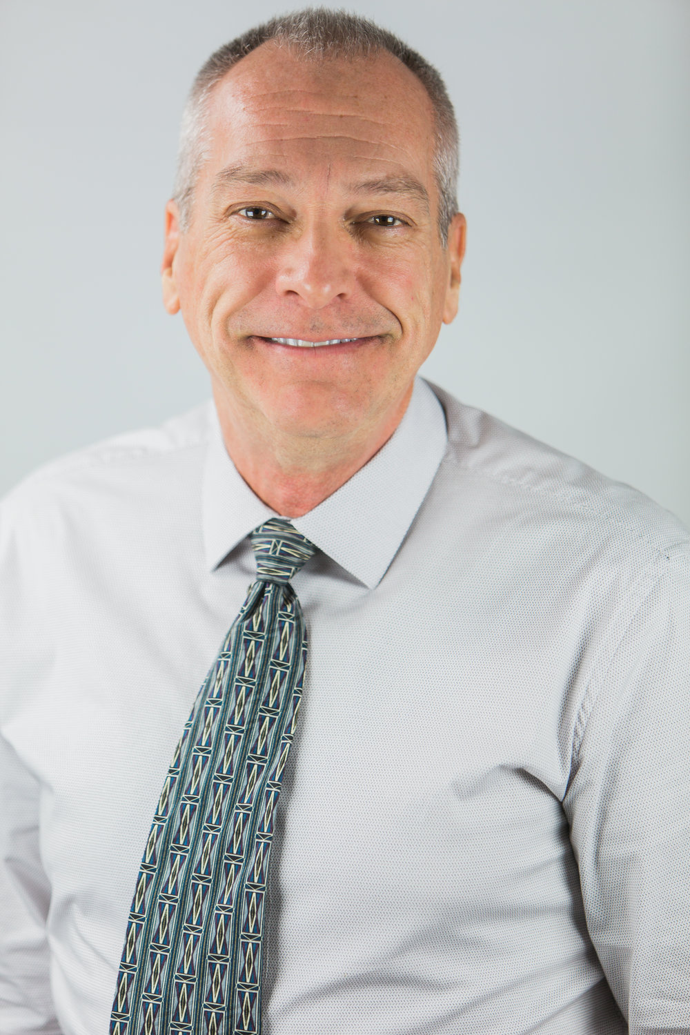 Larry Georgeson - Adult transitions manager