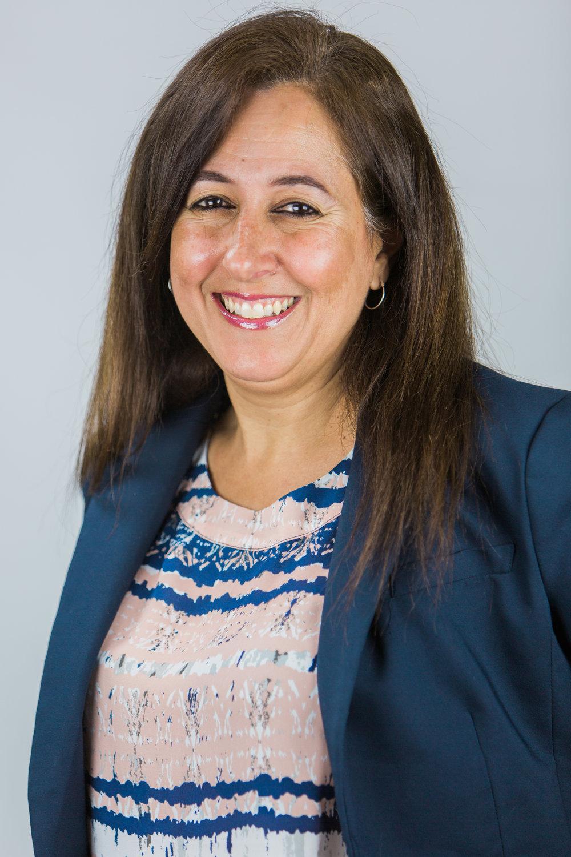 Maria Rodriguez - Director of Programs