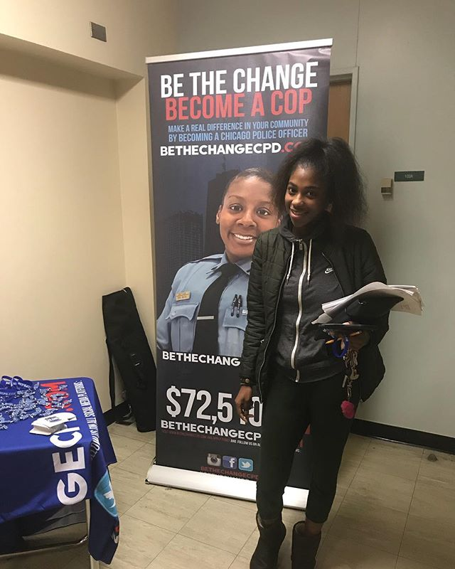 Prep for Change is in full swing! RSVP for the next event near you! We are at Truman College this Thursday 11/2 from 6-7:30 pm. Follow the link to register http://bethechangecpd.eventbrite.com/