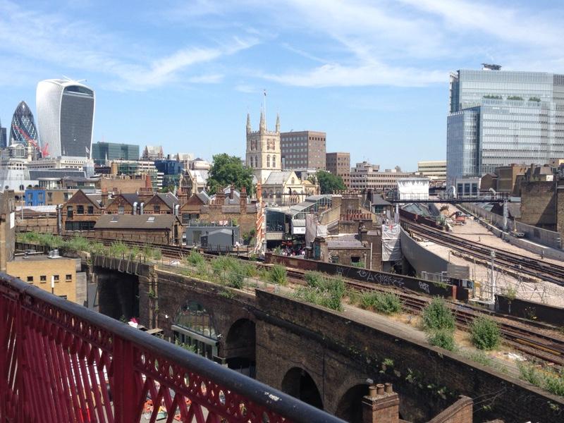 London Skyline from Southwark (4).JPG