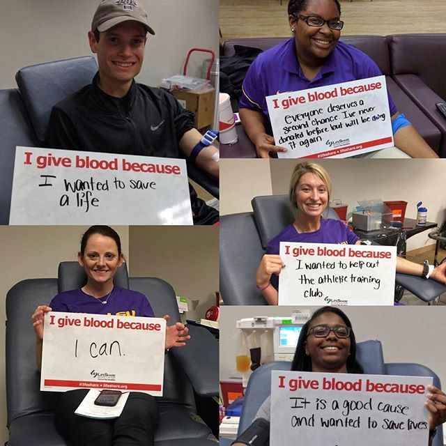 Alpha Tau Sigma would like to thank everyone who participated in our blood drive on February 15th. All together, we collected 37 units for the blood center!! GEAUX TIGERS & GEAUX SAVE LIVES💉🐯