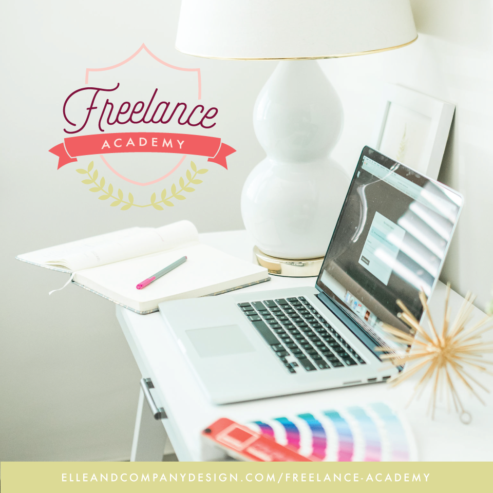 Freelance Academy by Elle & Co