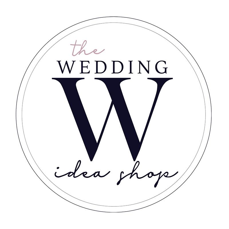 The Wedding Idea Shop Brand Design