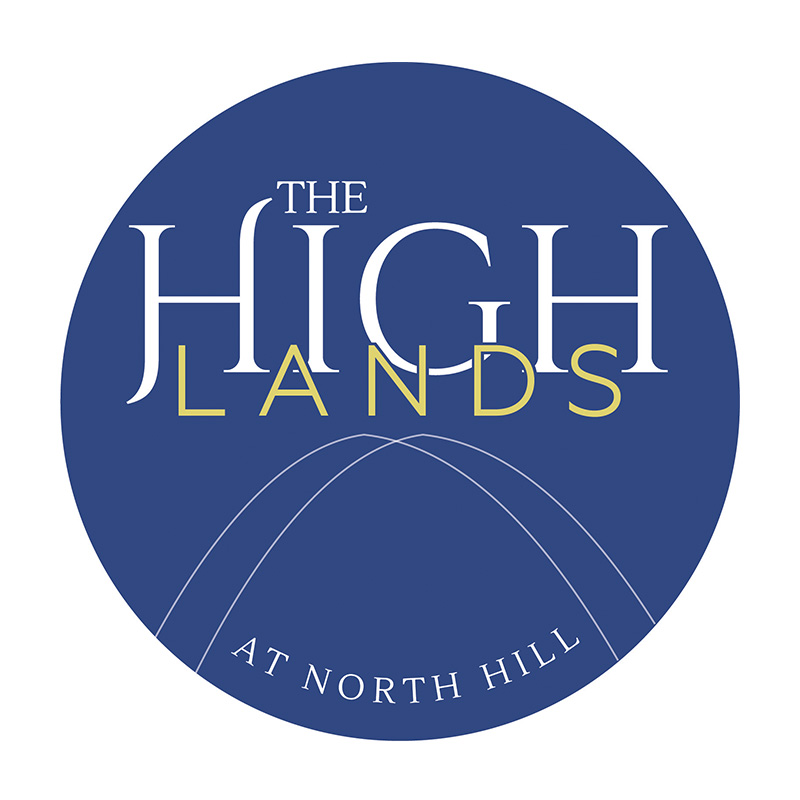 The Highlands at North Hill - Brand Design