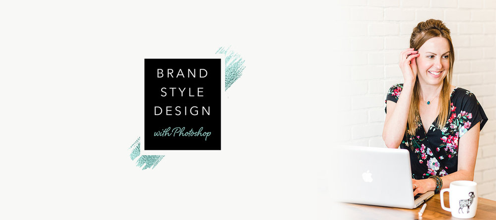 Create your brand in one week! - + Attract your ideal clients with polished branding and social media - all done in Photoshop!