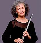 Katherine Fink, flute