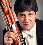 Marc Goldberg, bassoon