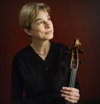 Lindy Clarke, cello