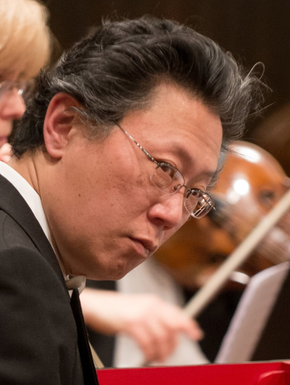 Dongsok Shin, fortepiano