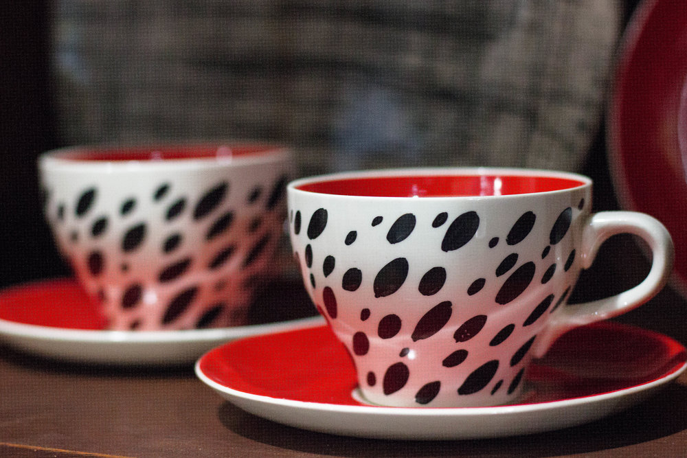 Animal Print Tea Cups | Refindings York, PA | Architectural Salvage & Antiques