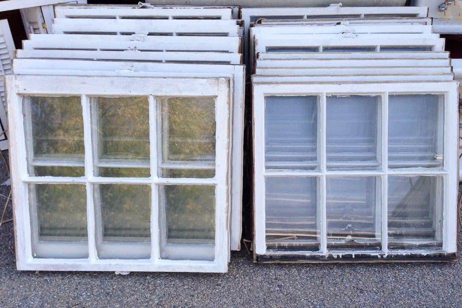 Vintage Windows | Refindings York, PA | Architectural Salvage & Antiques