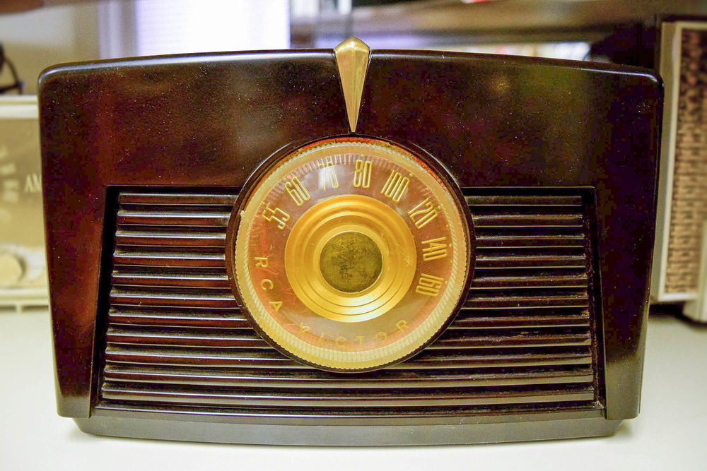 Vintage Wood Radio | Refindings York, PA | Architectural Salvage & Antiques
