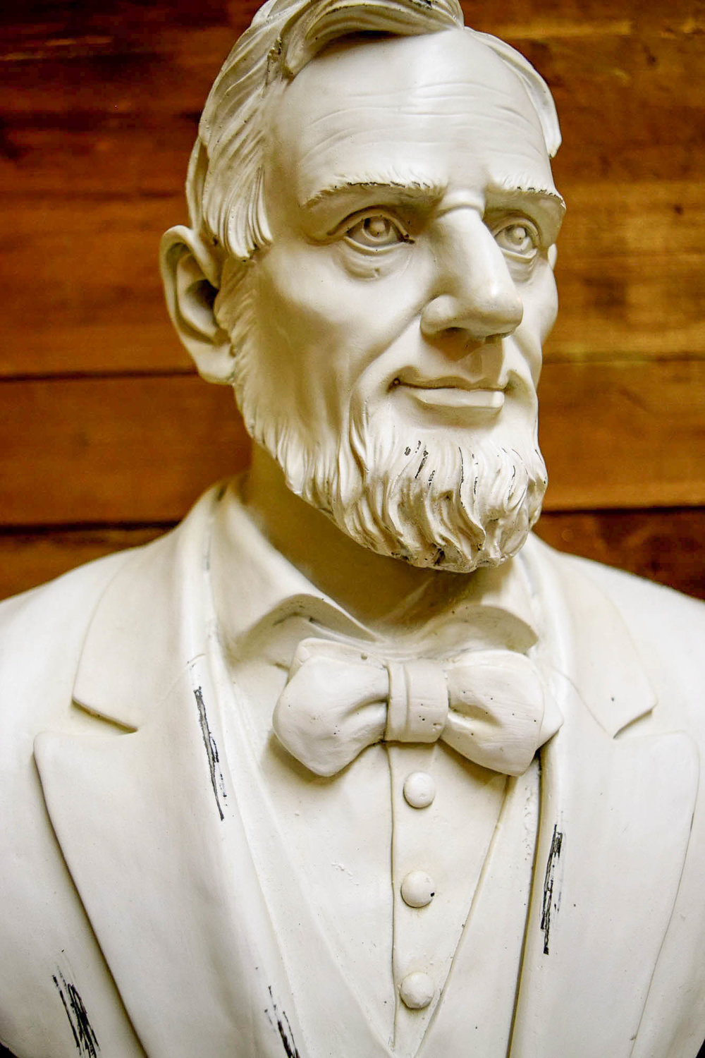 Abraham Lincoln Bust | Refindings York, PA | Architectural Salvage & Antiques