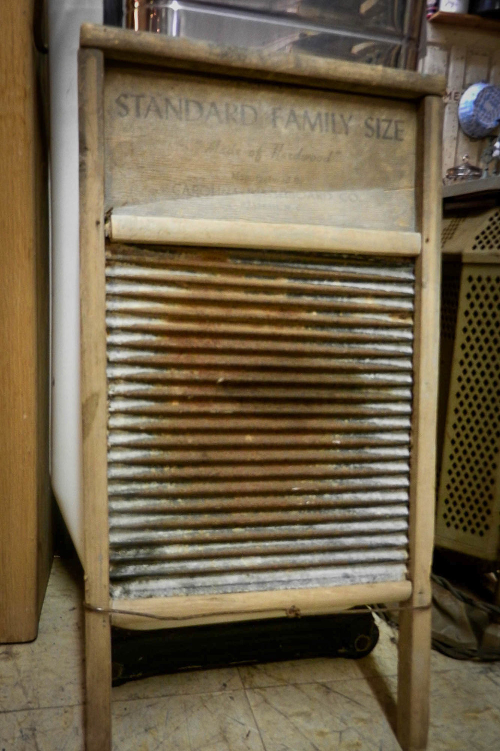 Antique Washboard | Refindings York, PA | Architectural Salvage & Antiques