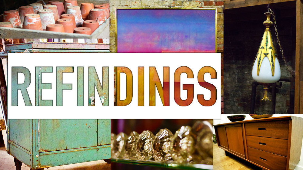 Collage of Vintage Pieces | Refindings York, PA | Architectural Salvage and Antiques