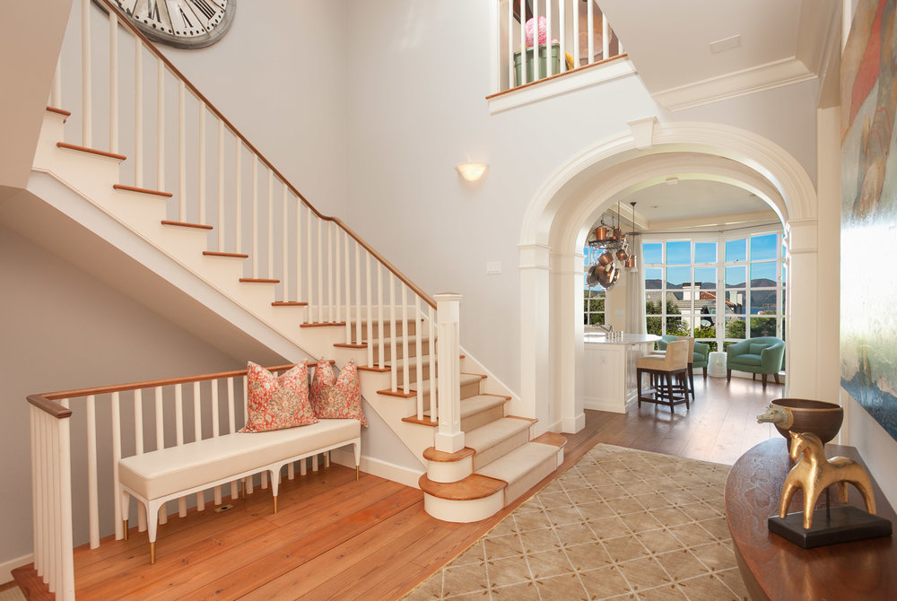 Property 500   Newly remodeled luxury 4 bed 3.5 bath in Sea Cliff