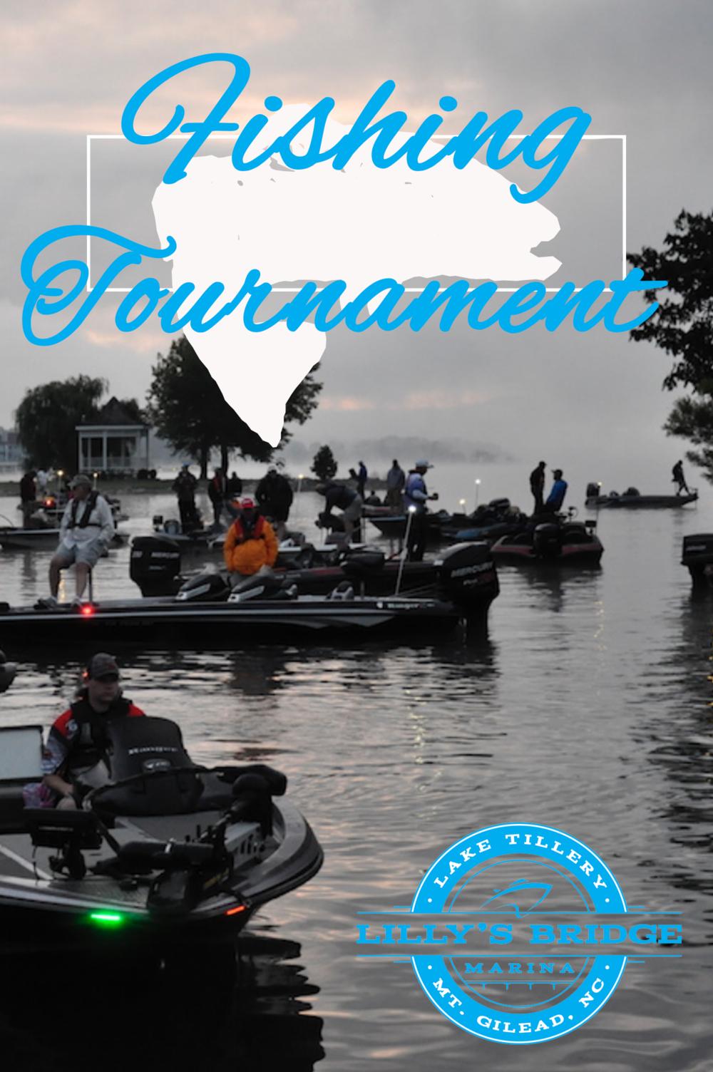 Lake Tillery Crappie Tournament