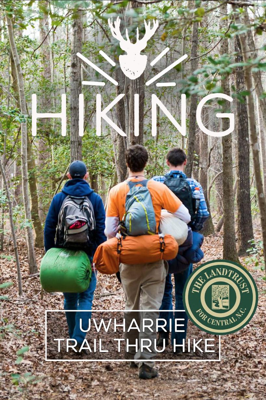 Uwharrie Trail Thru Hike