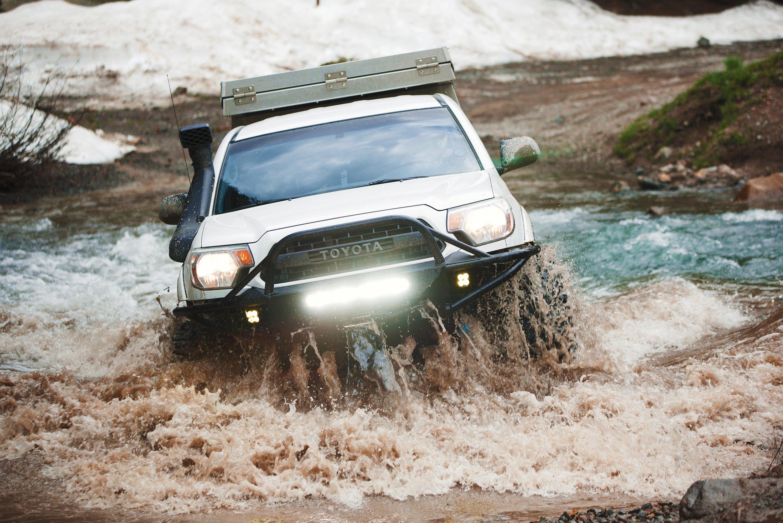 Build A Tacoma >> 2014 Toyota Tacoma Trd Offroad Build Jim Bob Barnett