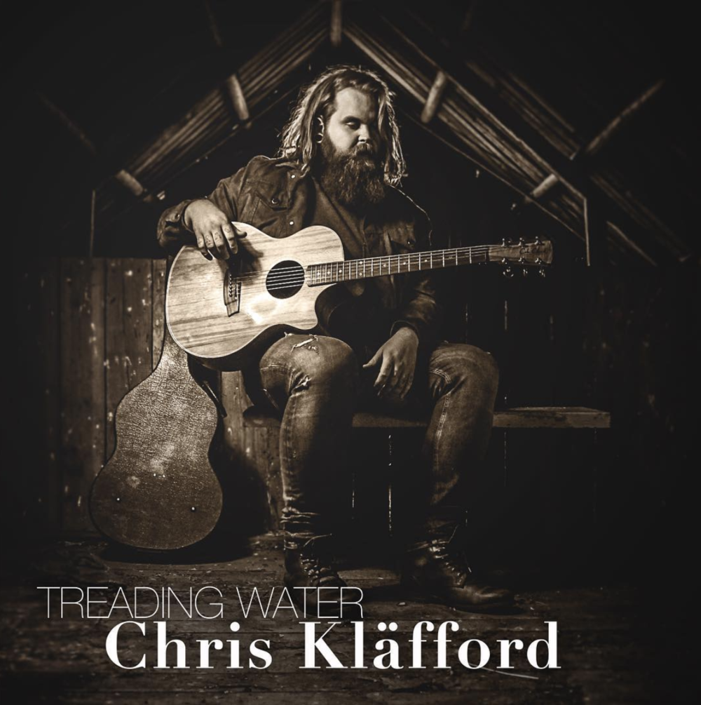 CHRIS KLÄFFORD - TREADING WATER -