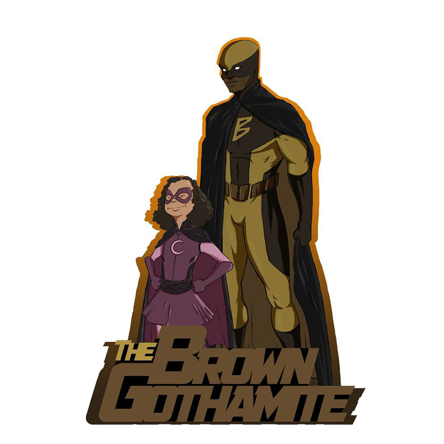 The Brown Gothamite