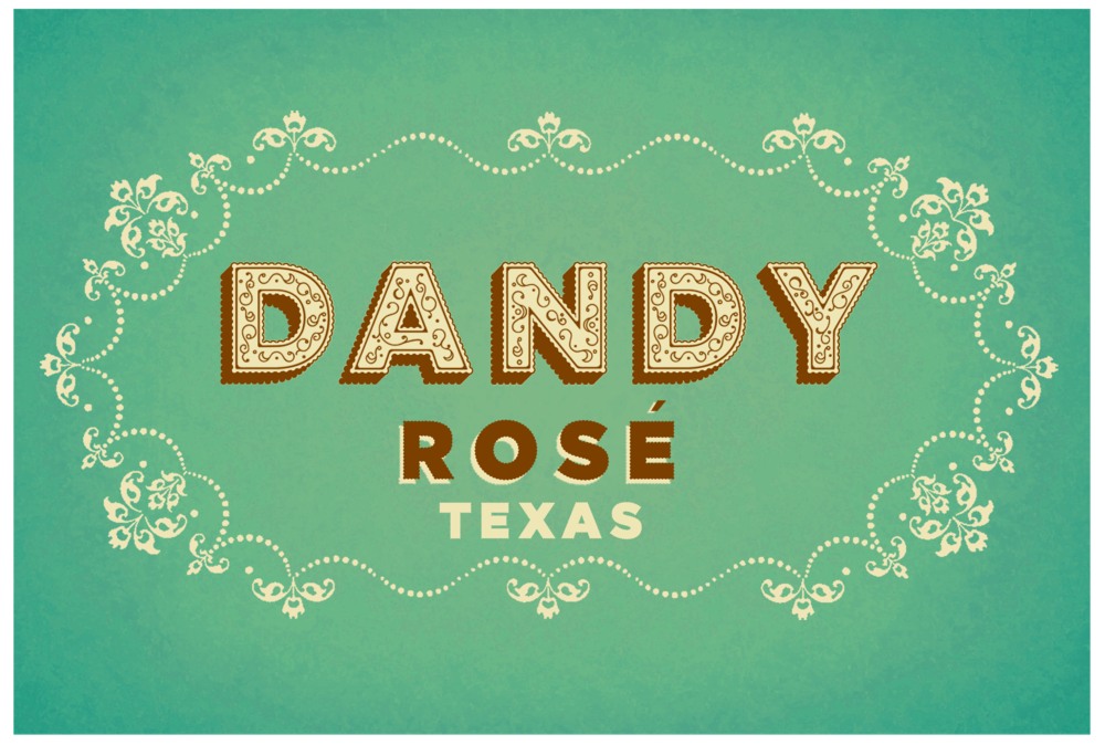 dandy rosé texas wine for the people rae wilson