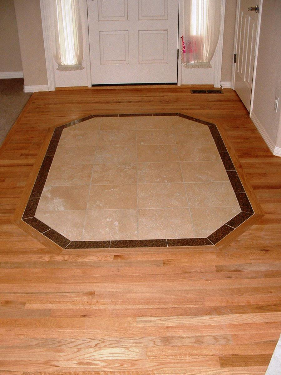 Hardwood And Vinyl Colorado Custom Carpet