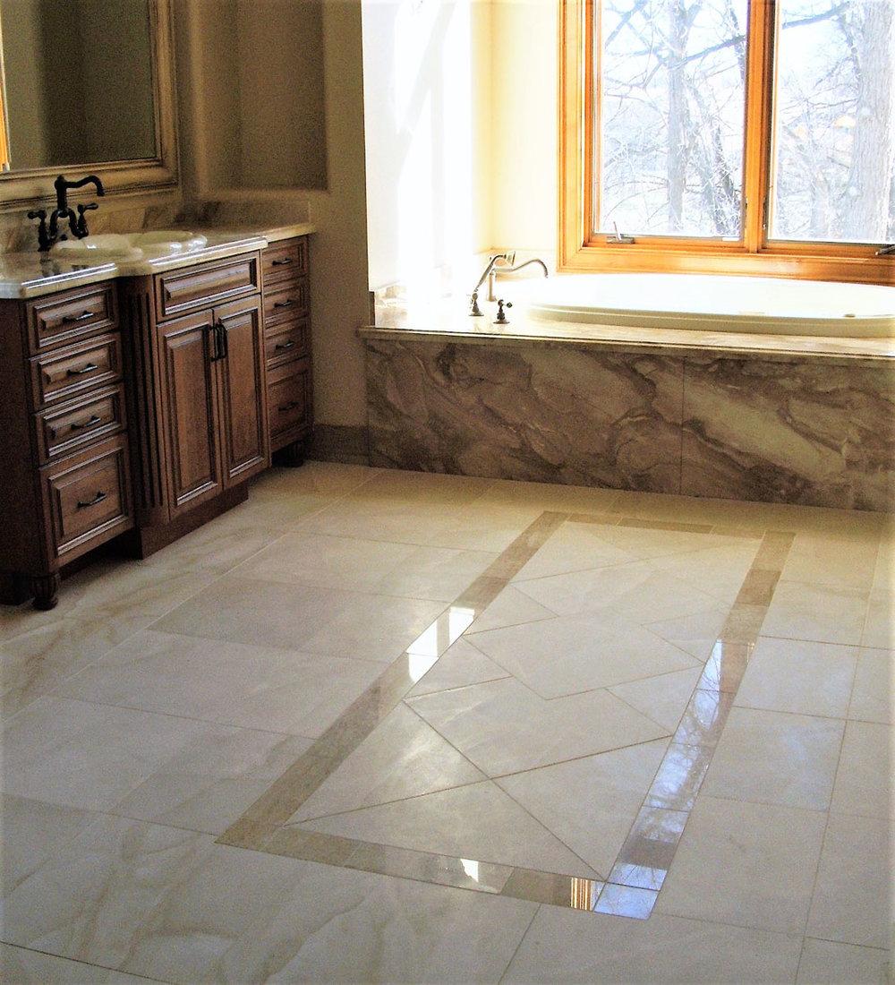 Tile and Stone — Colorado Custom Carpet