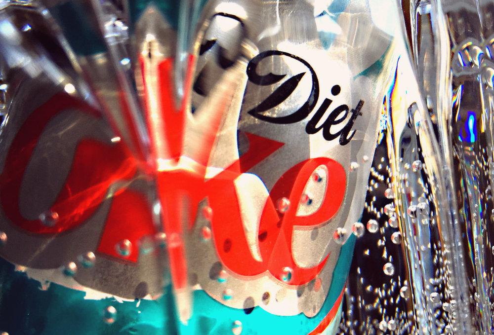 beverage: Diet Coke