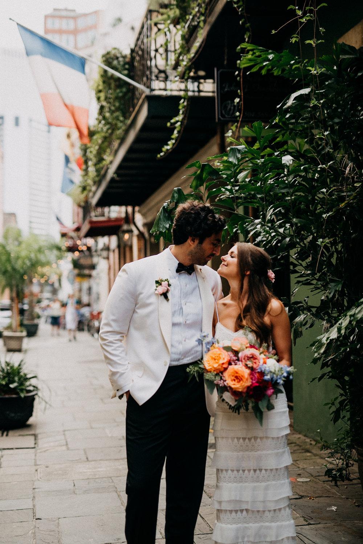 Christina + Nima  New Orleans Wedding