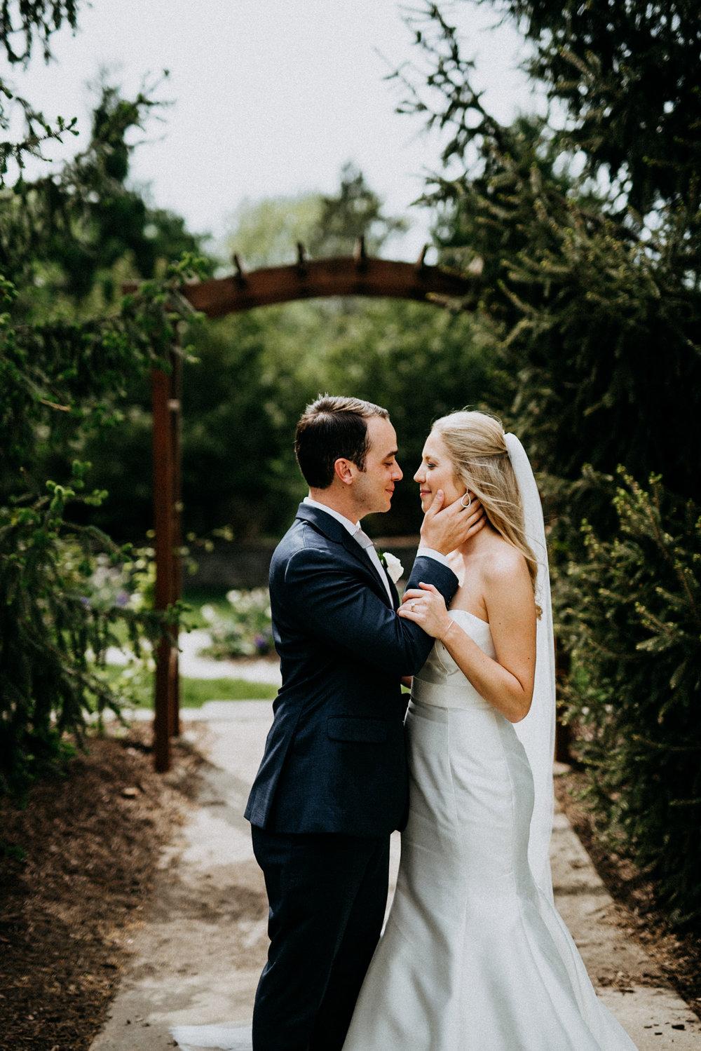 Taylor + Ryan  stl spring wedding