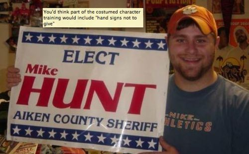 Elected Sheriff South Carolina Later Indicted for Murder Still Sheriff