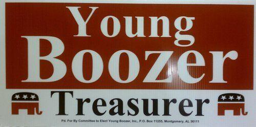 Elected Treasurer Alabama