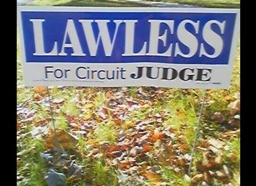 Elected Judge Michigan
