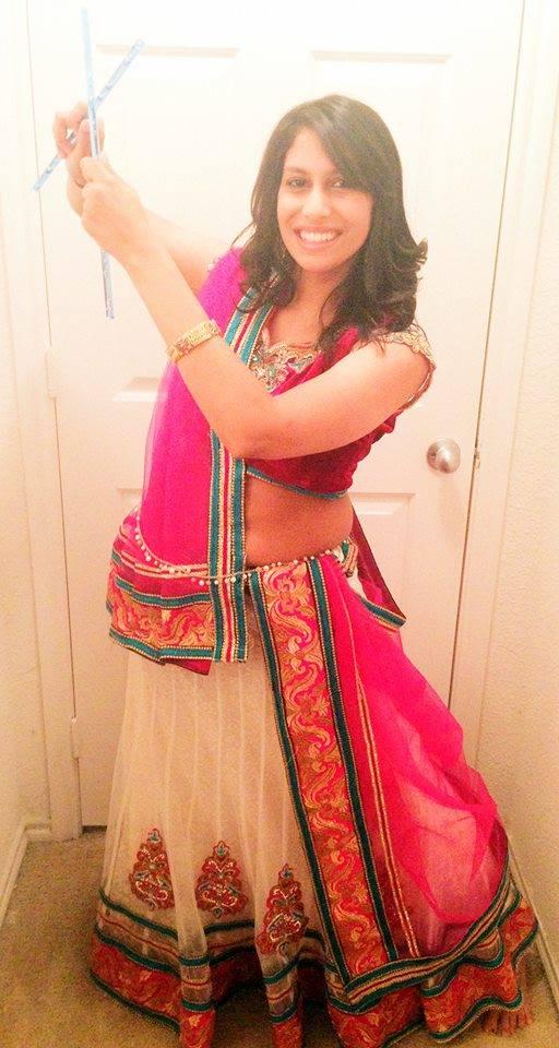 Dandiya Style