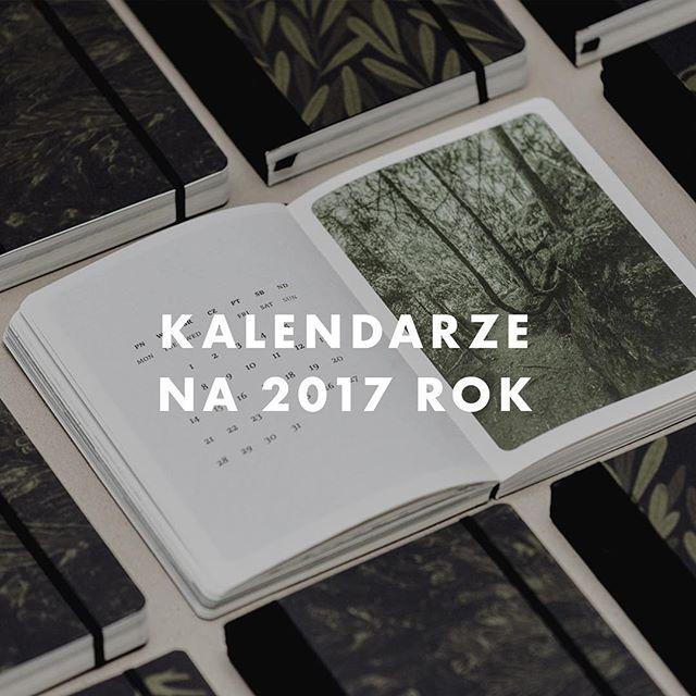 Przegląd najładniejszych kalendarzy od polskich projektantów na stronie