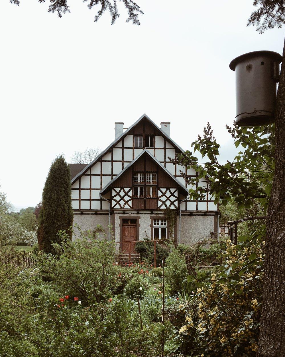 Leśniczówka Hochbergów