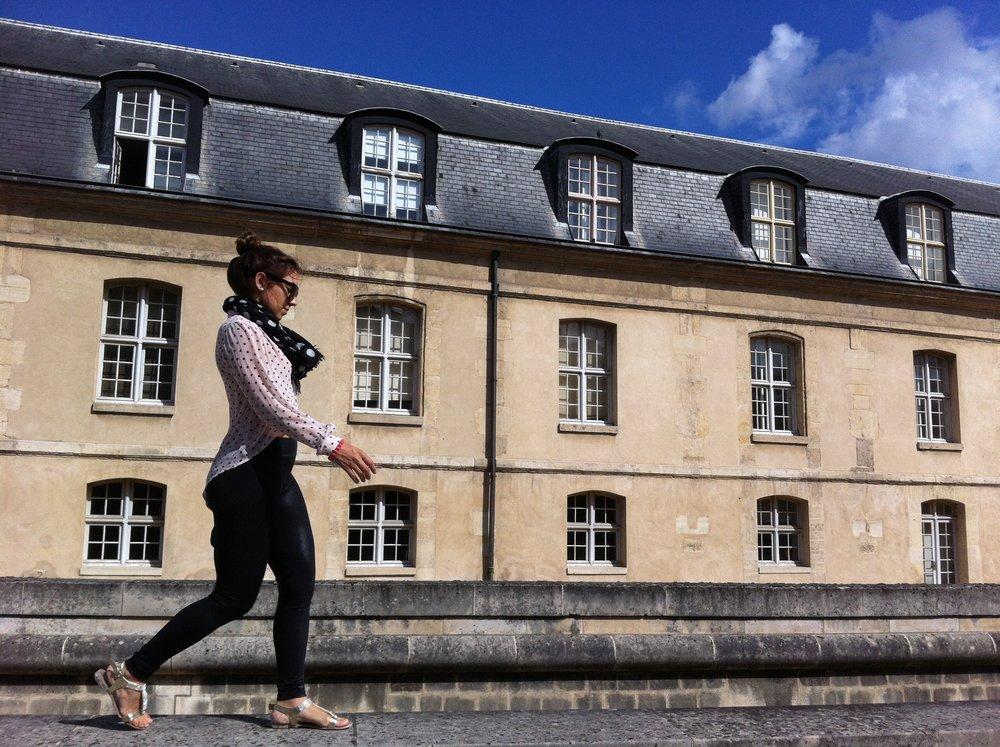 Au Revoir Paris...