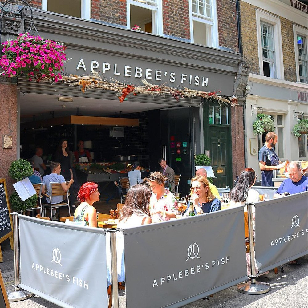 We are hiring! - Applebee's Fish is an established fish restaurant, fishmongers and street food vendor. Our mission is to offer the highest quality seafood experience in London for everyone and anyone.Based in Borough Market, London, we have specialised in all things fish and seafood for over 20 years. Our passion has always been to provide both those from London and its visitors with the finest quality fish that comes through UK ports. As well as high-quality food, we also offer an experience to our guests to really get to know the fish that they are eating. Educating guests about where the fish has come from, sustainability and the intricate details surrounding the fish (taste, looks, texture etc.).In the next five years we aim to have opened another couple of restaurants and numerous street food stands through London and are looking for new members to join us on our venture.Who are we looking for?We are looking to appoint a waiter/waitress to join our vibrant team. You will be responsible for creating unforgettable experiences for our guests; you will offer the highest-quality of service whilst keeping a down to earth attitude, you have a natural ability to build strong relationships with others and you will be the point of contact for our guests throughout the service; always going the extra mile to meet their individual needs.What will your duties be?Interacting with our guests daily, understanding their individual requirements, offering the right advice and overseeing their time with us to ensure they always leave with a smile on their face.Following our standards of service with all our guests.Using our daily set up and closing procedures to ensure the restaurant is always prepared for service.Required SkillsThe role involves liaising with our customers and other members of staff predominantly face to face with some interactions of the phone.A high level of spoken English is essential.Outstanding organisational skills and the ability to remain calm in high pressured situations.A high level of interpersonal skills; especially empathy, patience and good humour.A true passion for progression in hospitality.Preferred SkillsExperience of working in, or knowledge of, the hospitality sector.Previous experience working with fish.Salary:Very competitive will be discussed further in interview process.Other Benefits:Free staff lunch cooked by our excellent chefs.Closed for breakfast and Sundays.Training & career progression.Working in perhaps the greatest food market in the world.Application Process:We would be delighted to receive your CV to restaurant@applebeesfish.comLong-listed candidates will be invited for a phone interview.Short-listed candidates will be invited for a face-to-face interview.Final candidates will be invited for a trial shift.