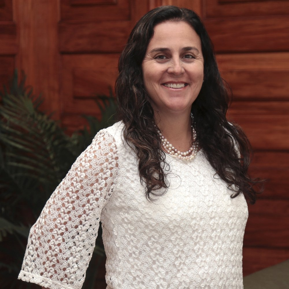 Patricia Garcia Funegra - Minister of Health, Peru