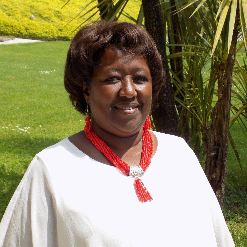 Agnes binwagaho - Former Ministry of Health, Rwanda