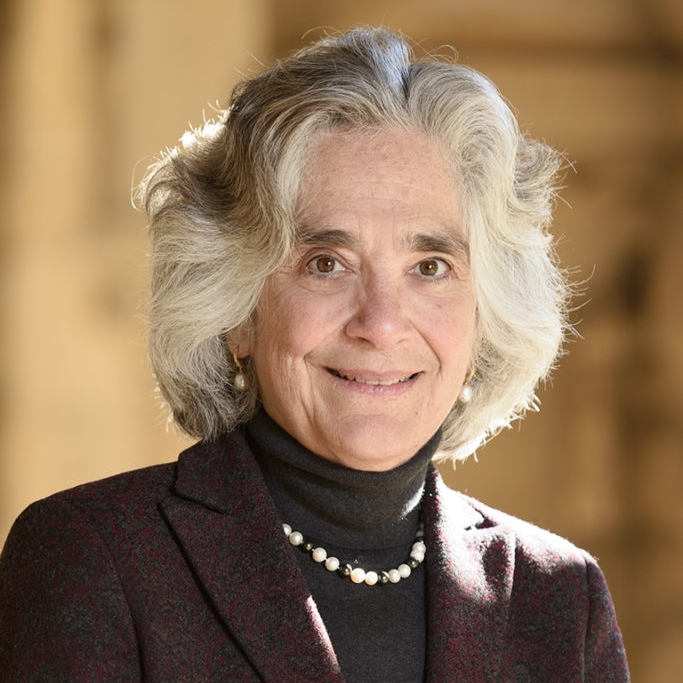 Persis Drell - Provost, Stanford University