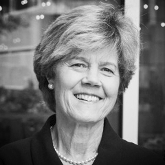 DIANA CHAPMAN WALSH - President Emerita, Wellesley College & Senior Adviser, Stanford Global Health