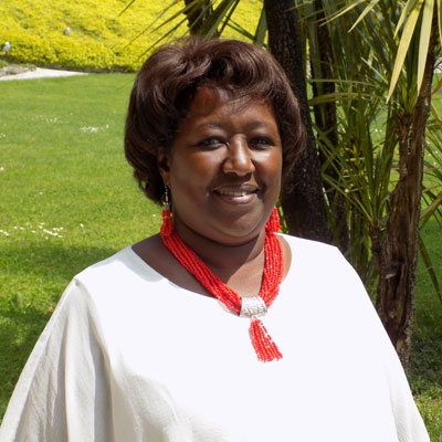 Agnes Binagwaho - Vice Chancellor, University of Global Health Equity