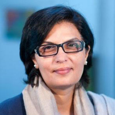 Sania Nishtar - Co-Chair of the WHO High-Level Commission on NCDs, Founder and President of Heartfile