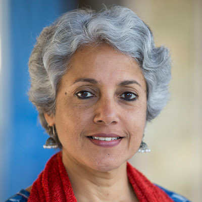 Soumya Swaminathan - Deputy Director-General for Programmes, World Health Organization