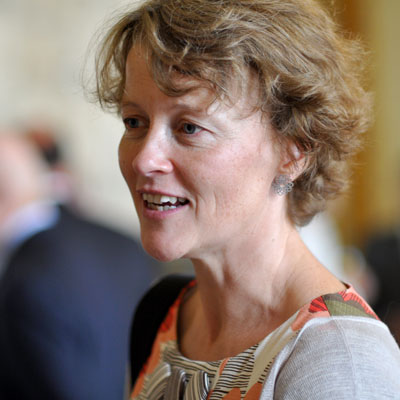 Charlotte Watts - Professor at LSHTM & Chief Scientific Advisor at DFID