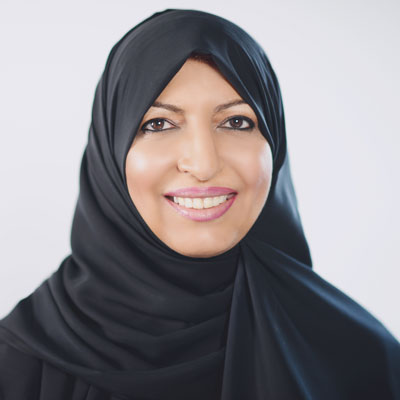 Lubna Alansari - Assistant Director-General for Health Metrics and Measurement at the World Health Organization (WHO)