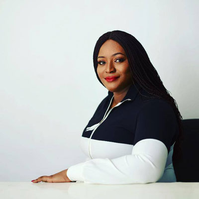 Temie Giwa-Tubosun - Founder and CEO of LifeBank